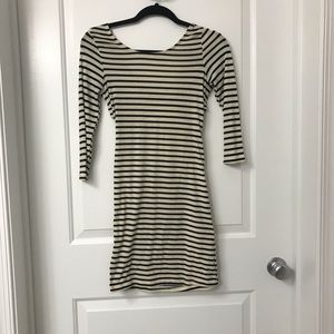 Dresses & Skirts - Stripe Crisscross Dress